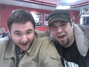 Jason Korbus and Bobby Nelson